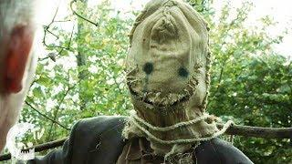 The Scarecrow | Short Horror Film | Crypt TV