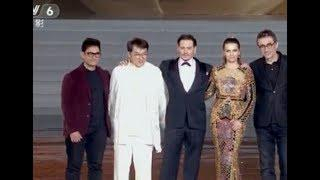 Aamir Khan In China: Historical Moment In World Cinema Aamir Khan Jonny Depp And Jackie Chan