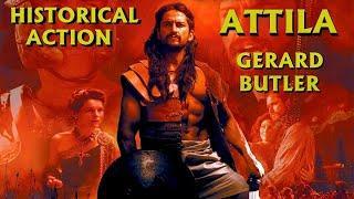 «ATTILA» — Action, Historical Movie, Adventure (Gerard Butler) / Movies In English