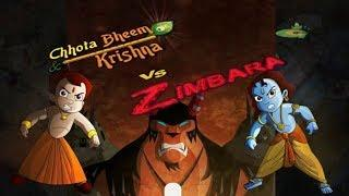 Chhota Bheem and Krishna vs zimbara full movie