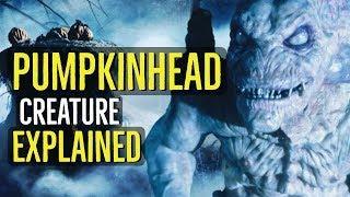 PUMPKINHEAD (Creature Explained)