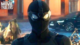 SPIDER-MAN: FAR FROM HOME Int'l Trailer (Superhero Movie 2019) - Tom Holland Marvel Movie