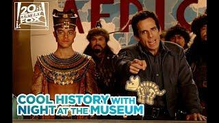 Cool History With Night At The Museum | Fox Family Entertainment