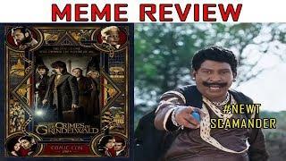 fantastic beasts the crimes of grindelwald MEME Review | Trend Editzz | Eddie Redmayne | Johnny Depp