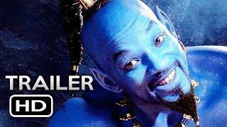 ALADDIN Trailer 2 (2019) Will Smith Disney Live-Action Movie HD