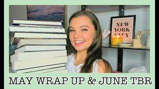 MAY WRAP UP & JUNE TBR