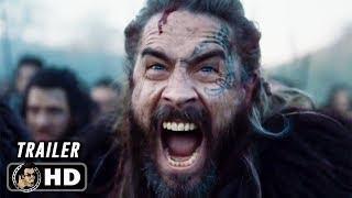 THE LAST KINGDOM Season 3 Official Trailer (HD) Netflix Series