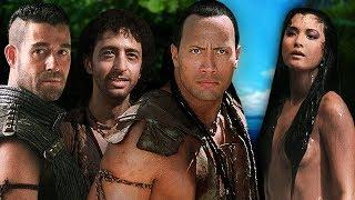 THE SCORPION KING ⭐ Then and Now 2002 vs 2018
