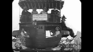 June 1929 - Showcase of Historical Forms of Travel at Fort Holabird, MD (real sound)