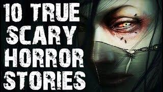 10 TRUE Creepy & Disturbing Crazy Ex Horror Stories | (Scary Stories)