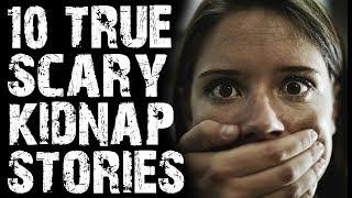 10 TRUE Horrifying Kidnap Stories To Give You Nightmares! | (Scary Stories)