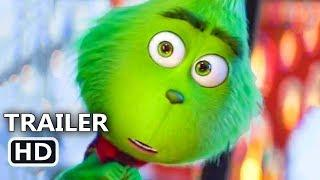 THE GRINCH Official Trailer # 2 (NEW 2018) Animated Movie HD