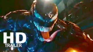 VENOM ALLIEN SYOMBIOTE FINAL TRAILER Tortures Venom Trailer NEW (2018) Tom Hardy Superhero Movie
