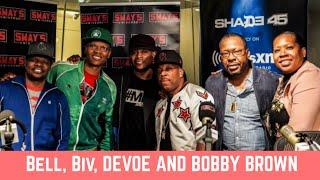 Bobby Brown And BBD Talk New Movie and 30 Years of History In The Entertainment Business
