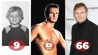 Liam Neeson | Transformation From 9 To 66 Years Old