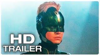 CAPTAIN MARVEL Official Trailer #3 (NEW 2019) Marvel Superhero Movie HD