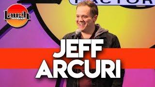 Jeff Arcuri | Too Old For Tattoos | Laugh Factory Chicago Stand Up Comedy