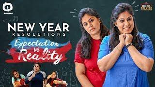 New Year Resolutions: Expectation vs Reality | Naina Talkies | Latest Telugu Comedy Web Series