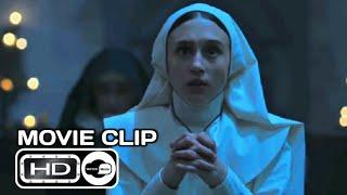 THE NUN Don't Stop Praying Clip + Trailer | New 2018 | The Conjuring Horror Movie HD