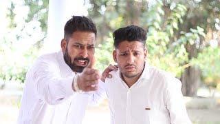 Haryana Police Vs Haryanvi Tau || Haryanvi Comedy || Swadu Staff Films