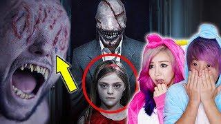 Reacting To The Most Scary Short Films On YouTube! (DO NOT WATCH AT NIGHT)