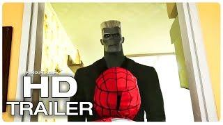SPIDER-MAN- INTO THE SPIDER-VERSE Tombstone Reveal Trailer (NEW 2018) Superhero Movie HD