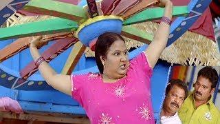 Geeta Singh Funny Fighting Comedy Scene || Latest Telugu Comedy Scenes || TFC Comedy