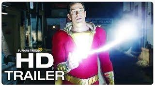 SHAZAM International Trailer #2 (NEW 2019) Superhero Movie HD