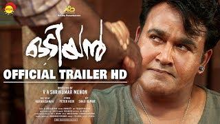 Odiyan Official Trailer HD   Mohanlal   Manju Warrier   Prakash Raj