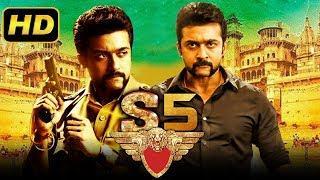 S5 (2019) Tamil Hindi Dubbed Full Movie | Suriya, Anushka Shetty, Hansika Motwani