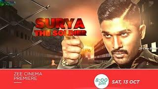 Surya The Soldier (2018) New Released Full Movie In Hindi Dubbed | Allu Arjun, Arjun Sarja