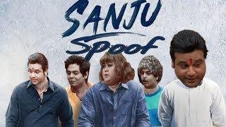 Sanju movie spoof | comedy classes | bharti and krishna