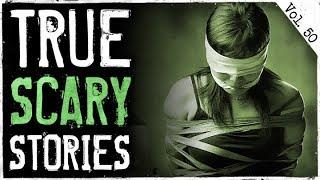 Nearly Abducted & Chatroom Stalker Stories | 10 True Scary Horror Stories (Vol. 50)