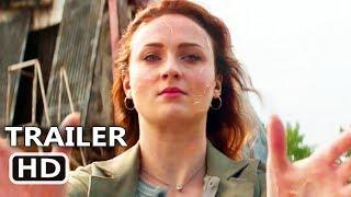 DARK PHOENIX Trailer # 3 (NEW, 2019) X-MEN, Quicksilver Movie HD