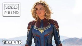 CAPTAIN MARVEL Full Movie Trailer (2019) Brie Larson Superhero Movie HD