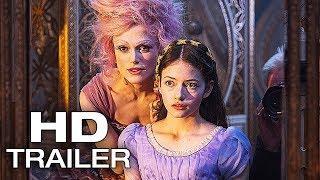 THE NUTCRACKER Official Final Trailer (2018) Disney Fantasy Movie HD