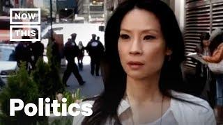 Lucy Liu Makes History With Star on the Hollywood Walk of Fame | NowThis