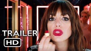 THE HUSTLE Official Trailer (2019) Anne Hathaway, Rebel Wilson Comedy Movie HD