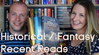 The Fall of Gondolin, Lancelot & The Encircling Sea | Book Reviews