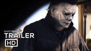 HALLOWEEN Official Trailer Teaser (2018) Michael Myers Horror Movie HD