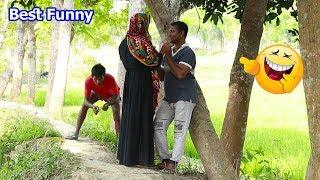 Must Watch Best Funny????????Comedy Videos 2019_Try not to laugh #FunBoxBD
