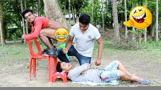 New Funny Video 2019???? ????Bangla Comedy Videos l Try Not To Laugh l Episode 24 l Sujan Fun Media