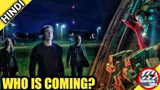Who are The Avengers Looking at in the Avengers: Endgame TV Spot? | Hindi | Superhero Talks