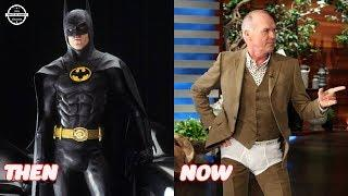 Batman (1989) Cast Then And Now