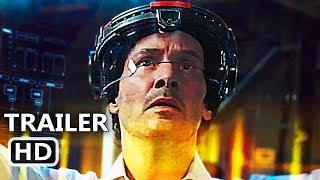 REPLICAS Trailer # 2 (NEW 2018) Keanu Reeves Sci-Fi Movie HD