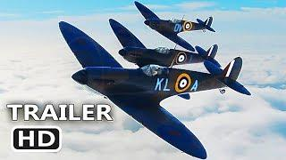 SPITFIRE Official Trailer (2018) Fighter Plane Movie HD