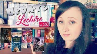Update Lecture #28 | De la fantasy, du fantastique et de la romance !