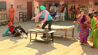 Mindo Taseeldarni New Punjabi Movie Comedy Scenes | Karamjit Anmol, Rajveer Jawanda |28th June 2019