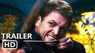 ROBIN HOOD Trailer # 2 (NEW 2018) Taron Egerton, Jamie Foxx, Jamie Dornan Movie HD