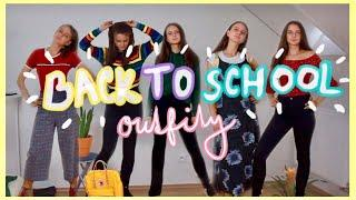 BACK TO SCHOOL OUTFITY//Lucy Fantasy